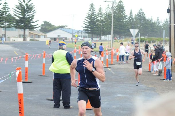 The Annual 2013 Beachport Hotel Triathlon is a chance for competitors to increase their fitness and enjoy the challenge.