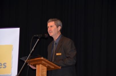 Wattle Range Council CEO- Peter Harriot