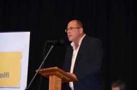 Mayor Peter Gandolfi