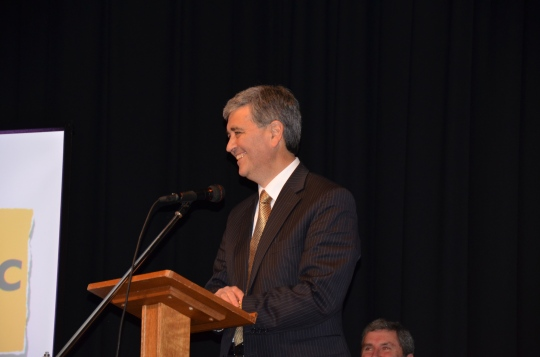 Hon. Rob Lucas - Shadow Minister for Health