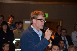 Dr Trevor Burchall (CHSA)