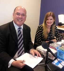 Wattle Range Council Mayor & 5THE FM's Rebekah Lowe