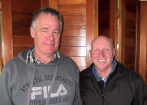 John Eldridge and Wayne Burris 1