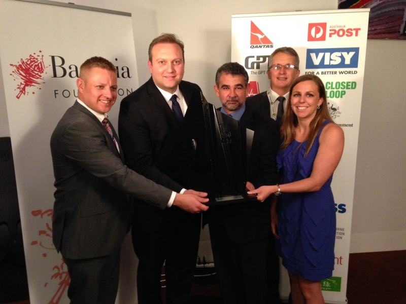Kimberly-Clark Australia wins Banksia Award(3)