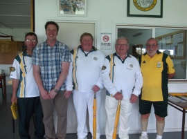 Somerset OM 4's fourth place