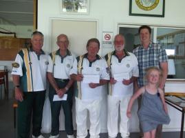 Somerset OM 4's runners up