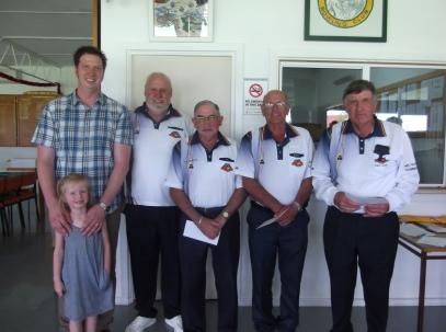 Somerset OM 4's winners