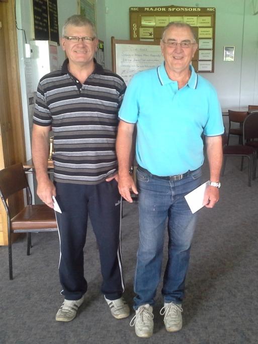 004. Hotondo 2.4.2 Winners Jim Campbell (left) & John Scudds
