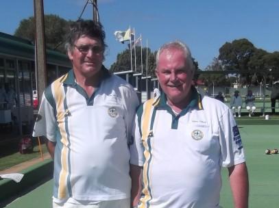 Peter Varcoe & Glen Tilley