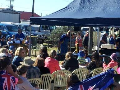 Beachport Crowd