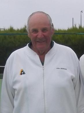 File photo of '8 badge' winner John Buhlmann