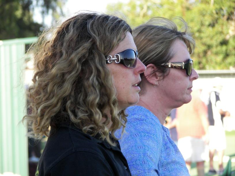 Michelle Collins + Lynlee Reilly