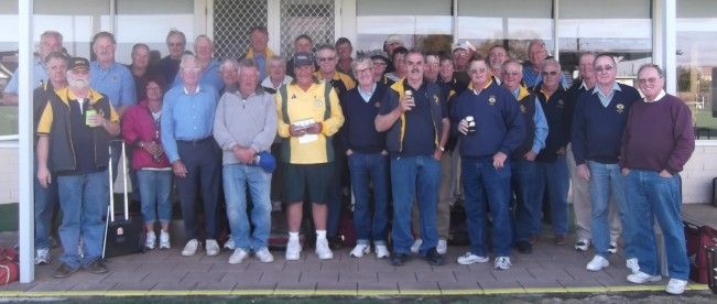 Rotary & Lions Group photo