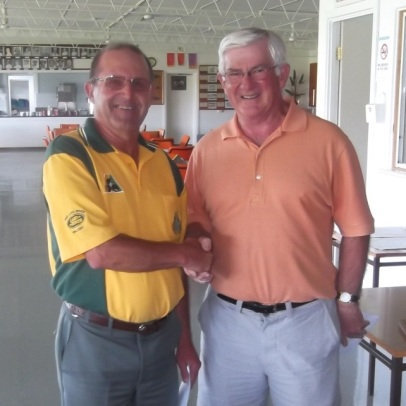 Scott's 2-4-2 Winners David Crase (left) & Alan Correll