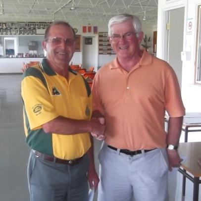 Scott's 2-4-2 Winners David Crase (left) & Alan Correll
