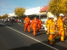SES in George Street