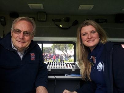 John Drew and Rebekah Lowe 5THE FM