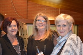 Janice Nitschke AM, Sheryl Lowe and Margaret Chapple
