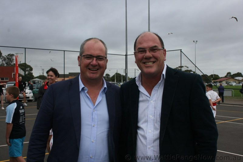 Mayor & Minister for Sport & Rec