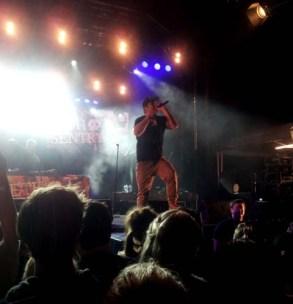 Seth singing