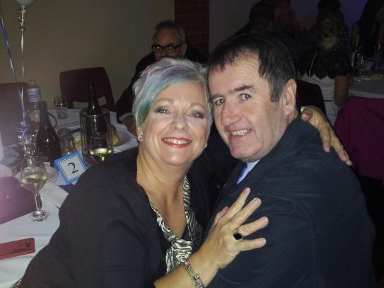 Lisa and Mark Braes