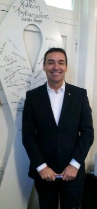 Steven Marshall a keen advocate for White Ribbon