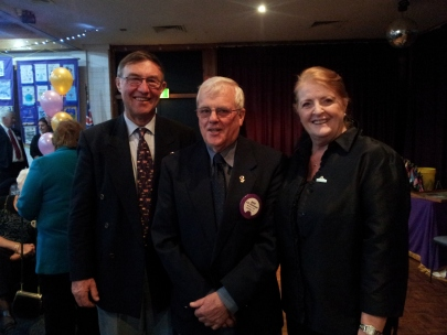 Don Gilbertson, Brian and Judy Altschwager