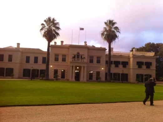 Government House North Tce Adelaide