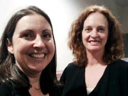 Ass Prof Lucy Walters and Dr Claire Thompson