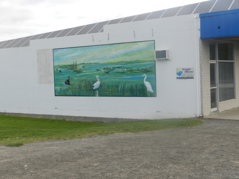mural fosters